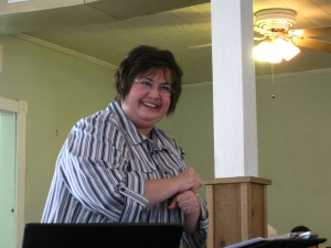 Candy Troutman, speaker at women's conferences