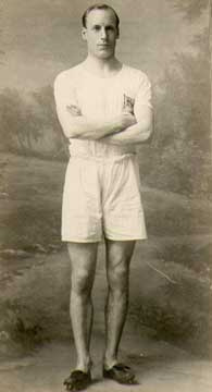 Eric Liddell missionary and Olympic gold medal winner in 100 meter race
