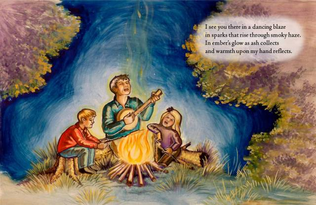 Written by Kevin Main and illustrated by Monica Turner
