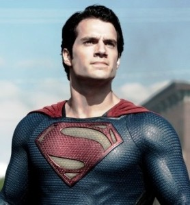 Henry Cavill as Superman